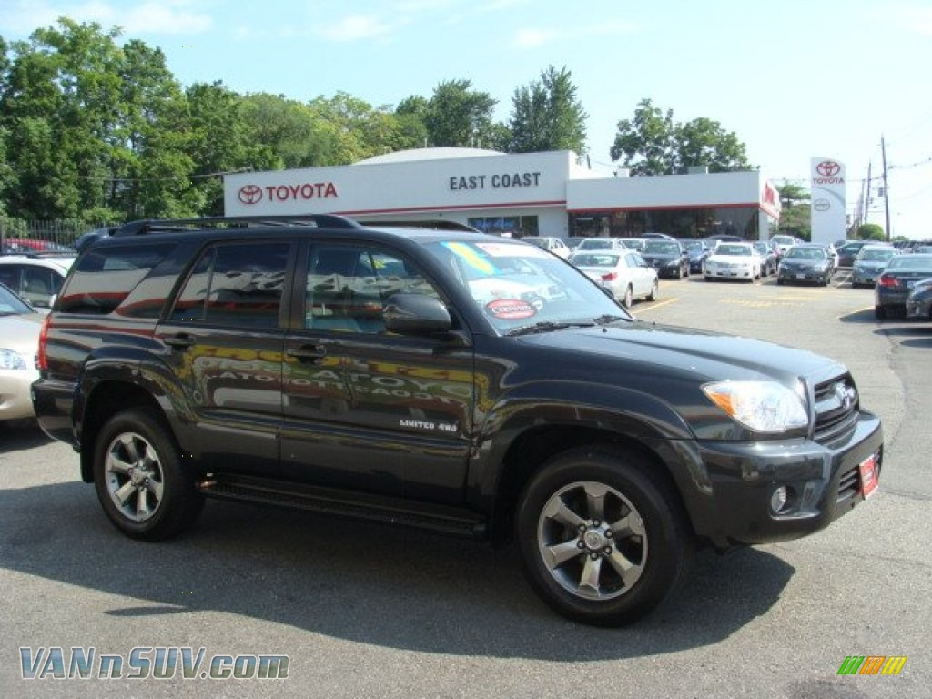 2008 Toyota 4runner Limited 4x4 In Shadow Mica 028858