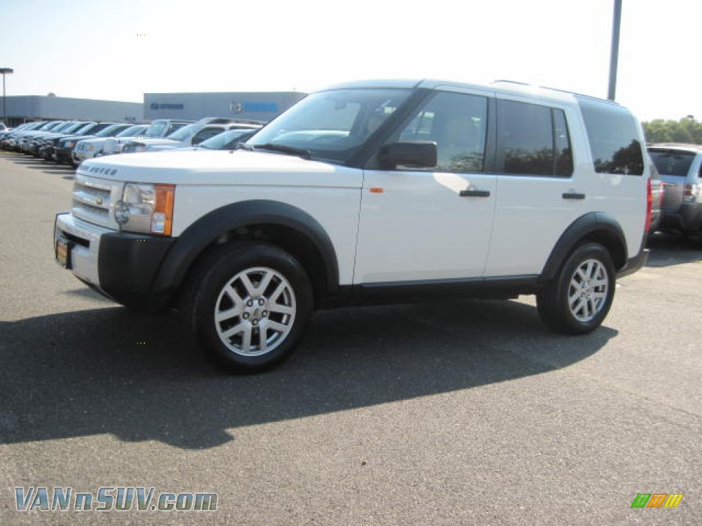 2007 land rover lr3 se in chawton white 418502 vans and suvs for sale in the us. Black Bedroom Furniture Sets. Home Design Ideas