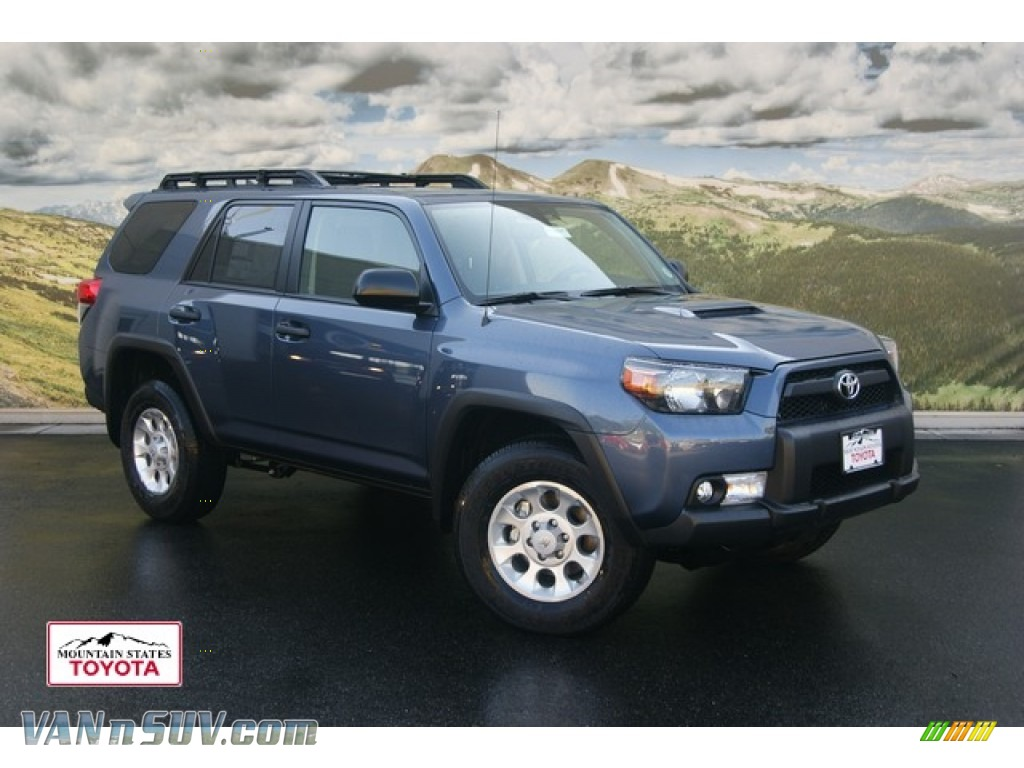 2011 toyota 4runner trail 4x4 in shoreline blue pearl. Black Bedroom Furniture Sets. Home Design Ideas