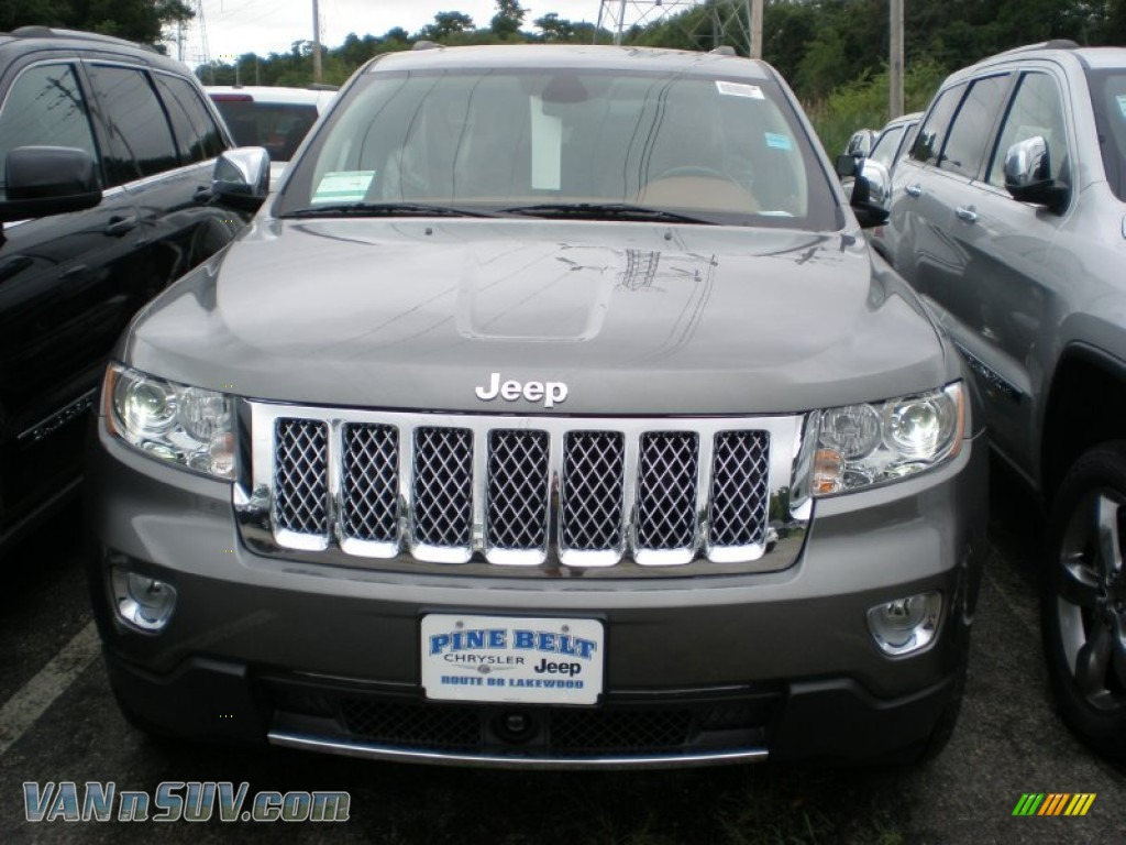 2011 Jeep Grand Cherokee Overland Summit 4x4 In Mineral Gray Metallic 696279 Vannsuv Com Vans And Suvs For Sale In The Us