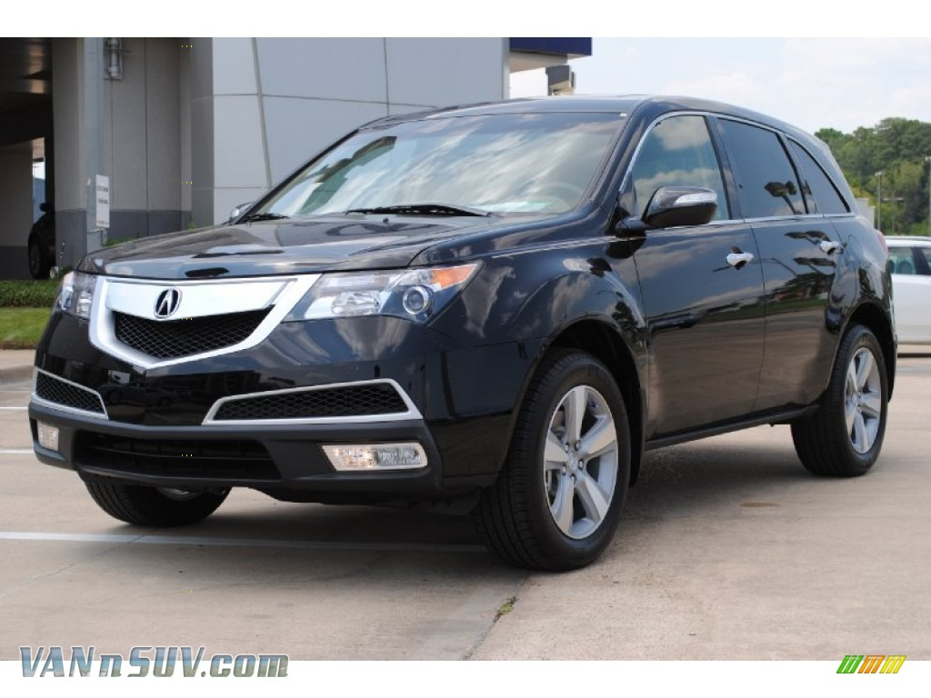 2011 acura mdx technology in crystal black pearl 543035 vans and suvs for sale. Black Bedroom Furniture Sets. Home Design Ideas