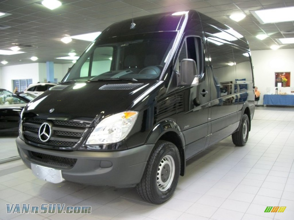 2010 mercedes benz sprinter 2500 high roof cargo van in for 2010 mercedes benz 2500