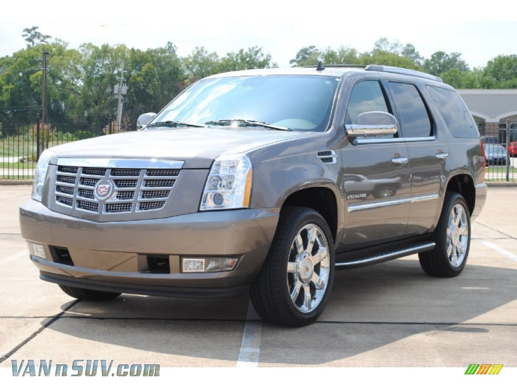2012 cadillac escalade luxury in mocha steel metallic. Black Bedroom Furniture Sets. Home Design Ideas