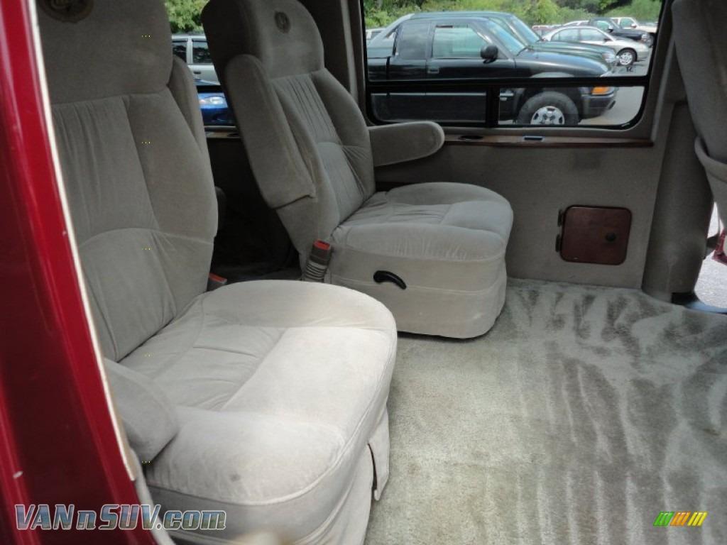 1999 Chevrolet Express 1500 Passenger Conversion Van in ...