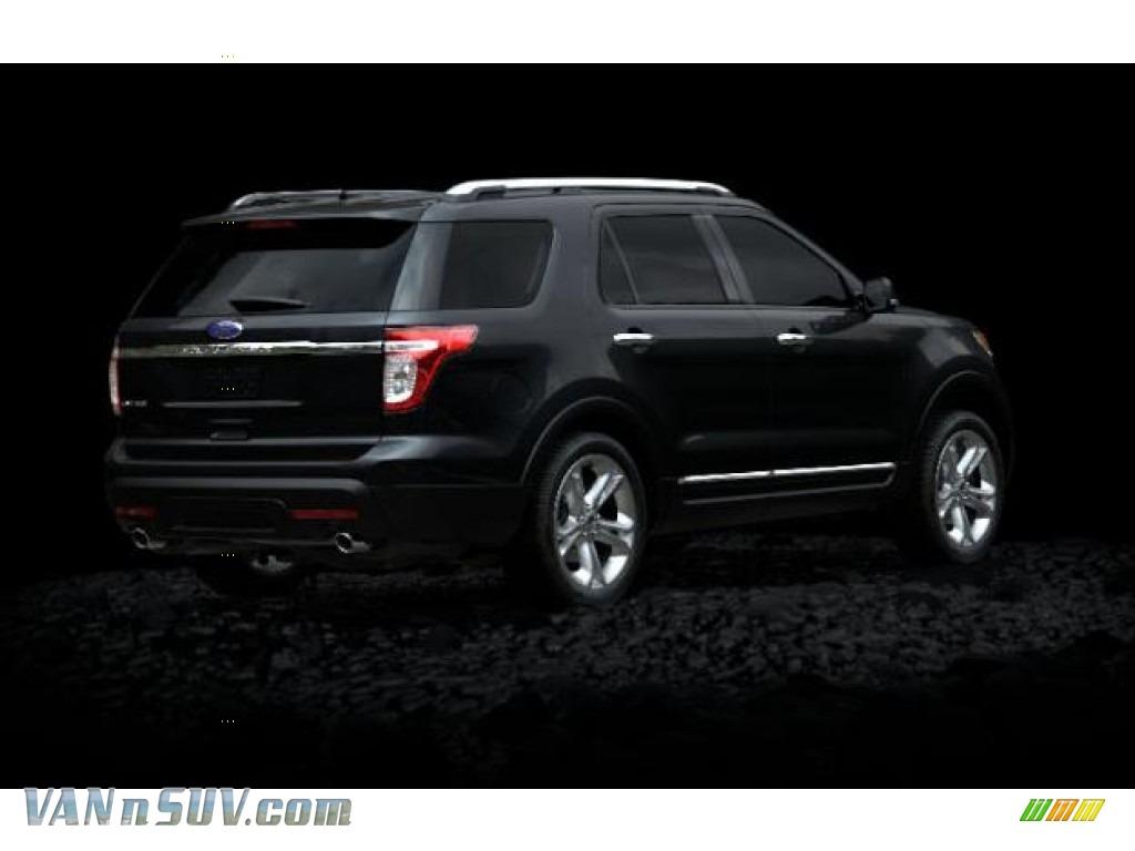 2012 ford explorer xlt 4wd in black a27475 vans and suvs for sale in the us. Black Bedroom Furniture Sets. Home Design Ideas