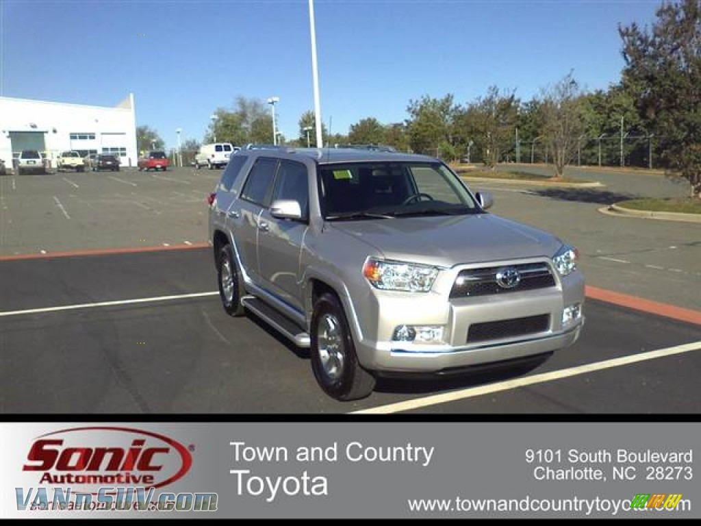 2011 toyota 4runner sr5 in classic silver metallic 031351 vans and suvs for. Black Bedroom Furniture Sets. Home Design Ideas