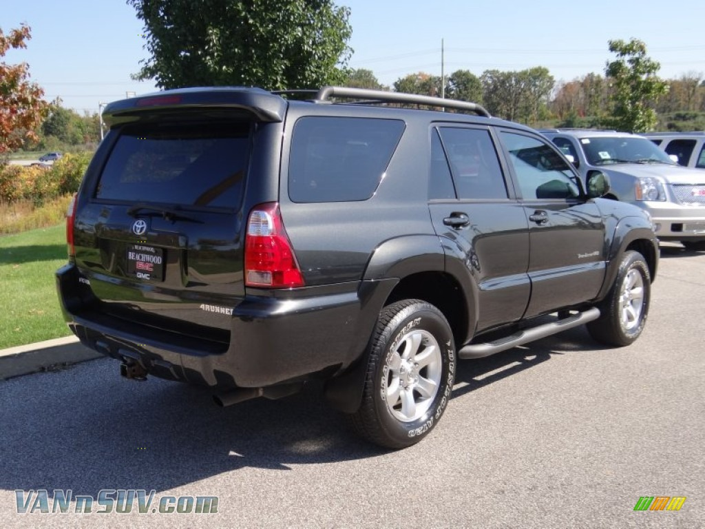 2008 toyota 4runner sport edition 4x4 in shadow mica photo 8 006252 vans and. Black Bedroom Furniture Sets. Home Design Ideas