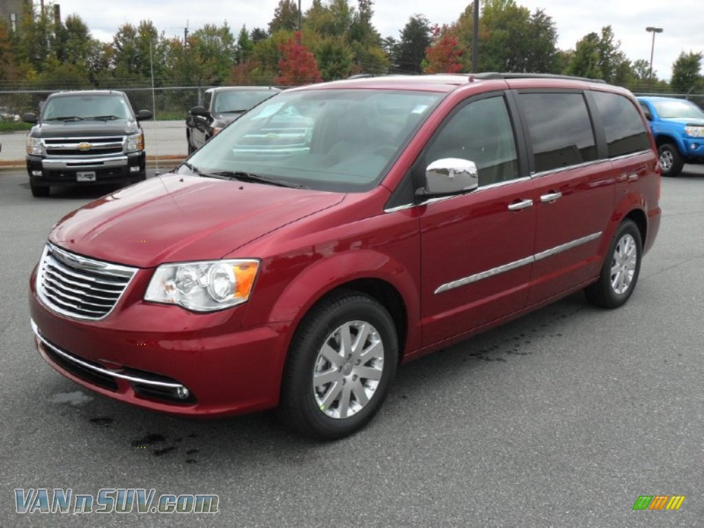Pine Belt Jeep >> 2012 Chrysler Town & Country Touring - L in Deep Cherry Red Crystal Pearl photo #17 - 151293 ...