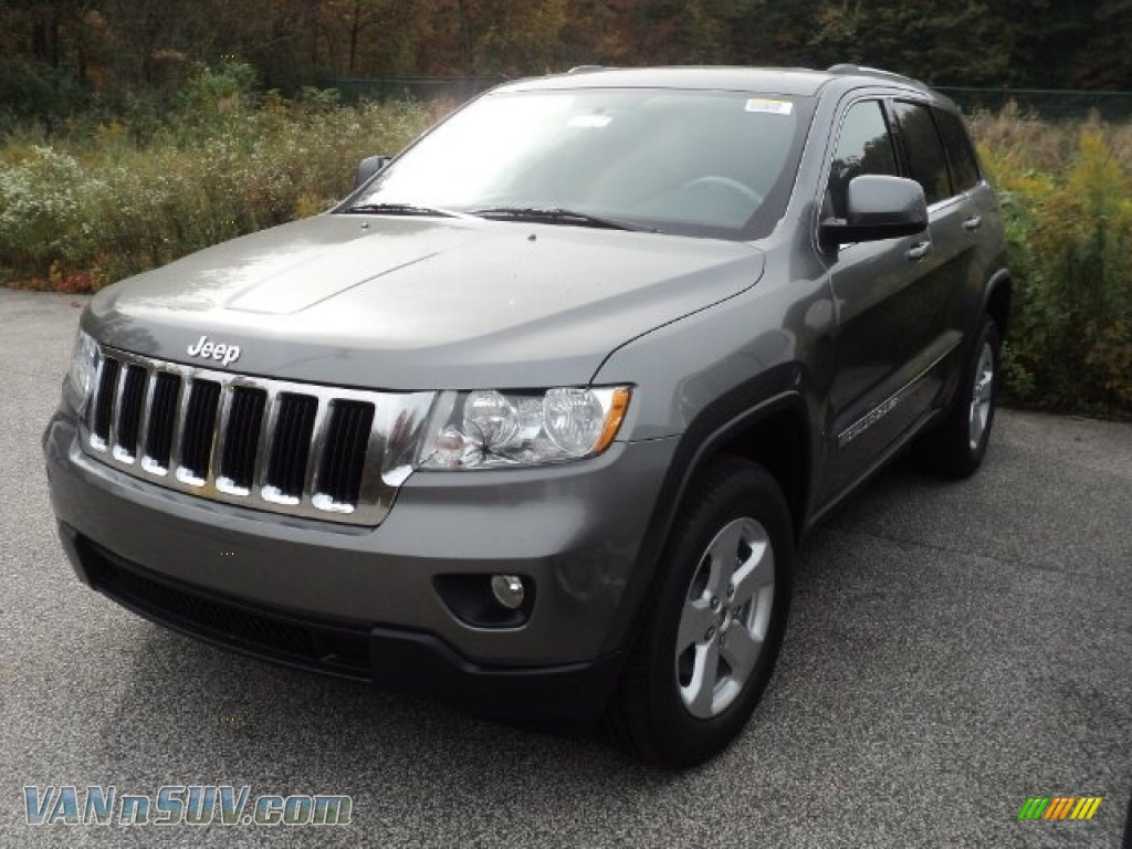 2012 jeep grand cherokee laredo x package 4x4 in mineral gray