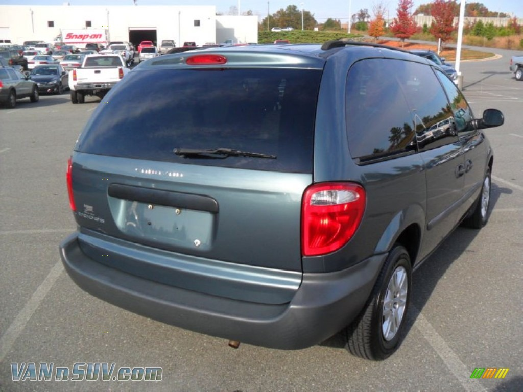 2007 dodge caravan se in magnesium green pearl photo 3 for Steve white motors inc