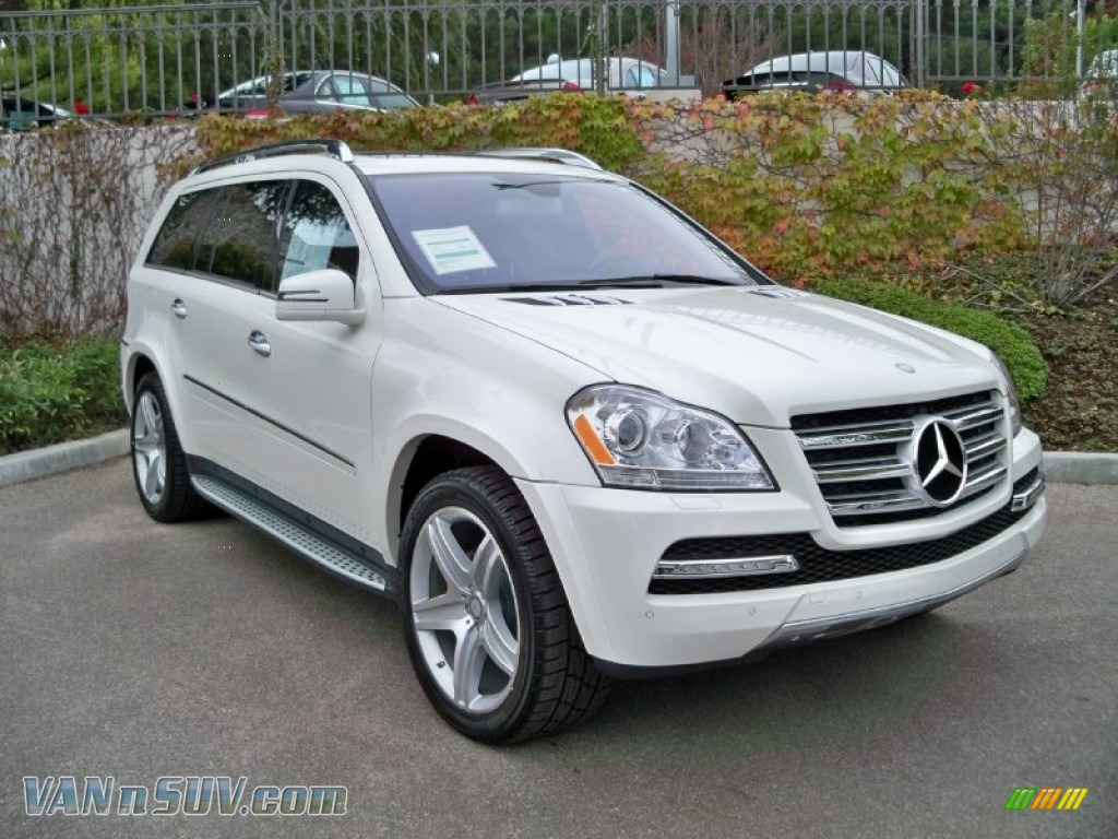 2012 mercedes benz gl 550 4matic in arctic white 772984 for Mercedes benz 550 gl