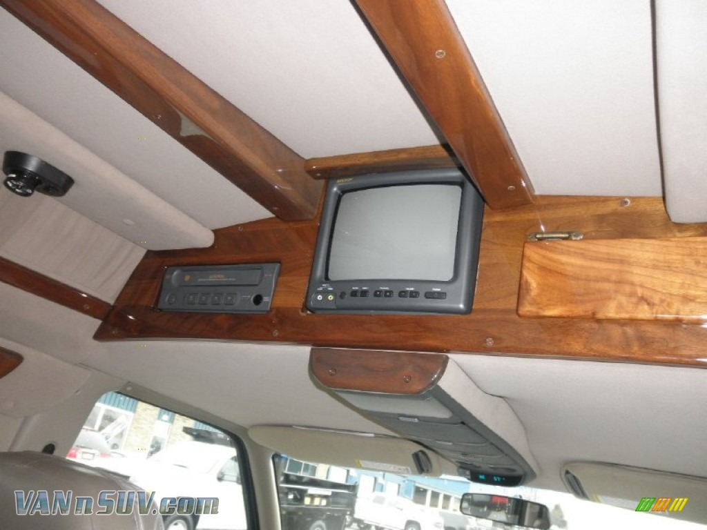 2000 GMC Safari AWD Conversion Van in Storm Gray Metallic ...