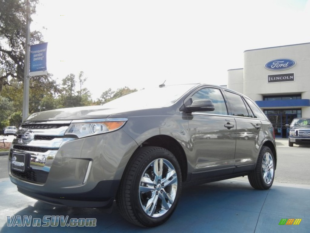 2012 Ford Edge Limited In Mineral Grey Metallic A29510