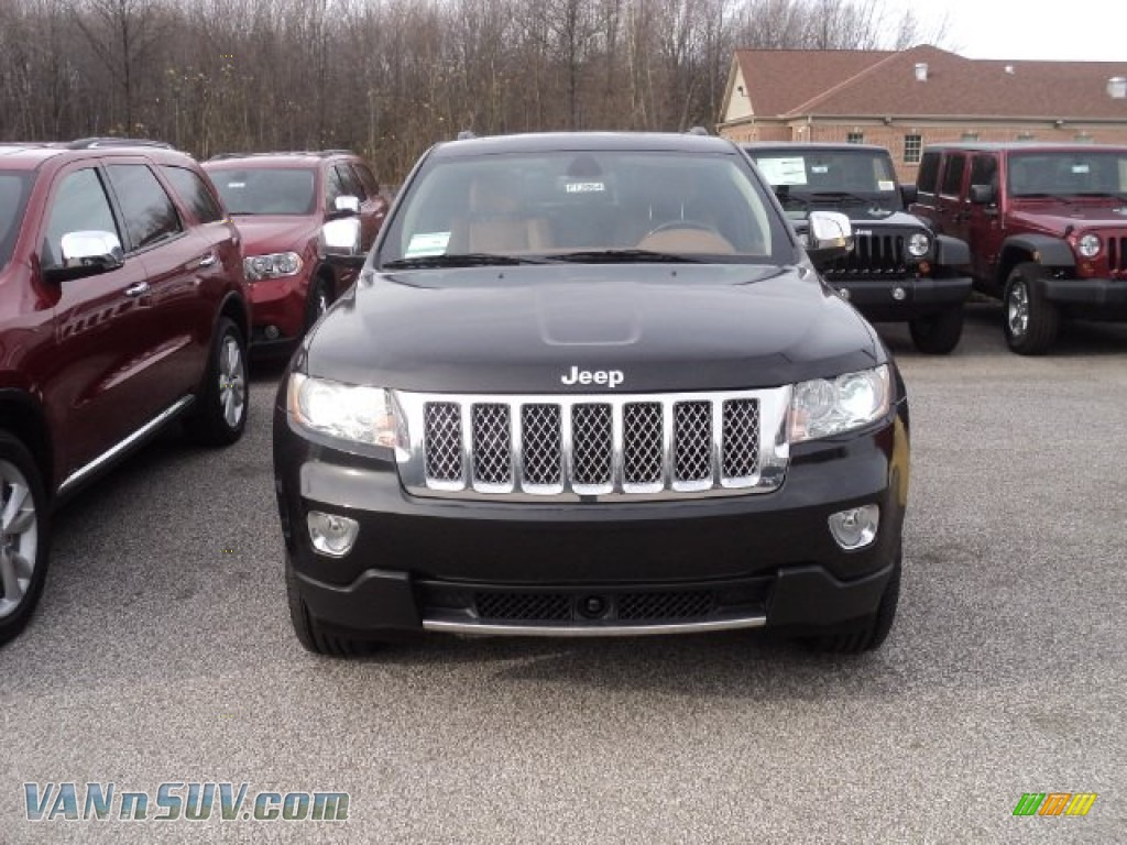 2012 jeep grand cherokee overland summit 4x4 in brilliant for Steve white motors inc