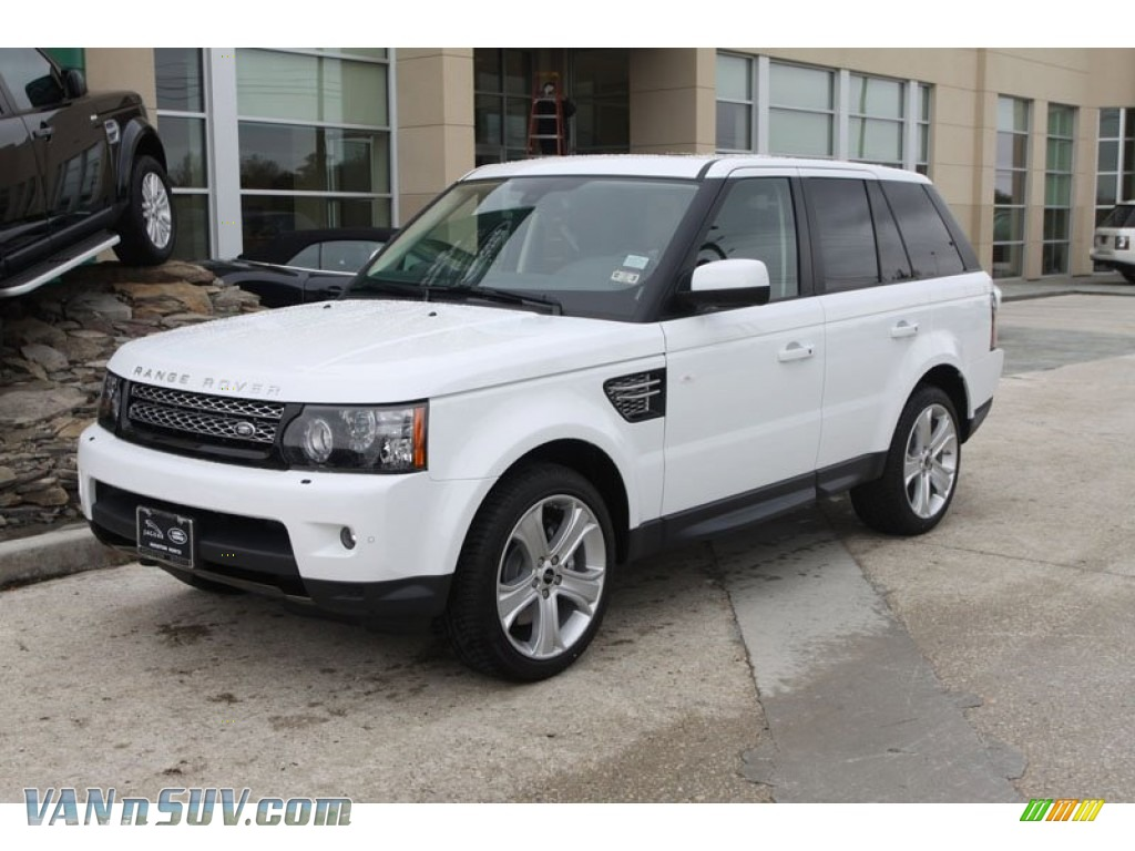 2012 land rover range rover sport hse lux in fuji white photo 11 727498 vans. Black Bedroom Furniture Sets. Home Design Ideas