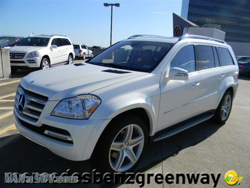 2012 mercedes benz gl 550 4matic in diamond white metallic for 2012 mercedes benz gl550 for sale
