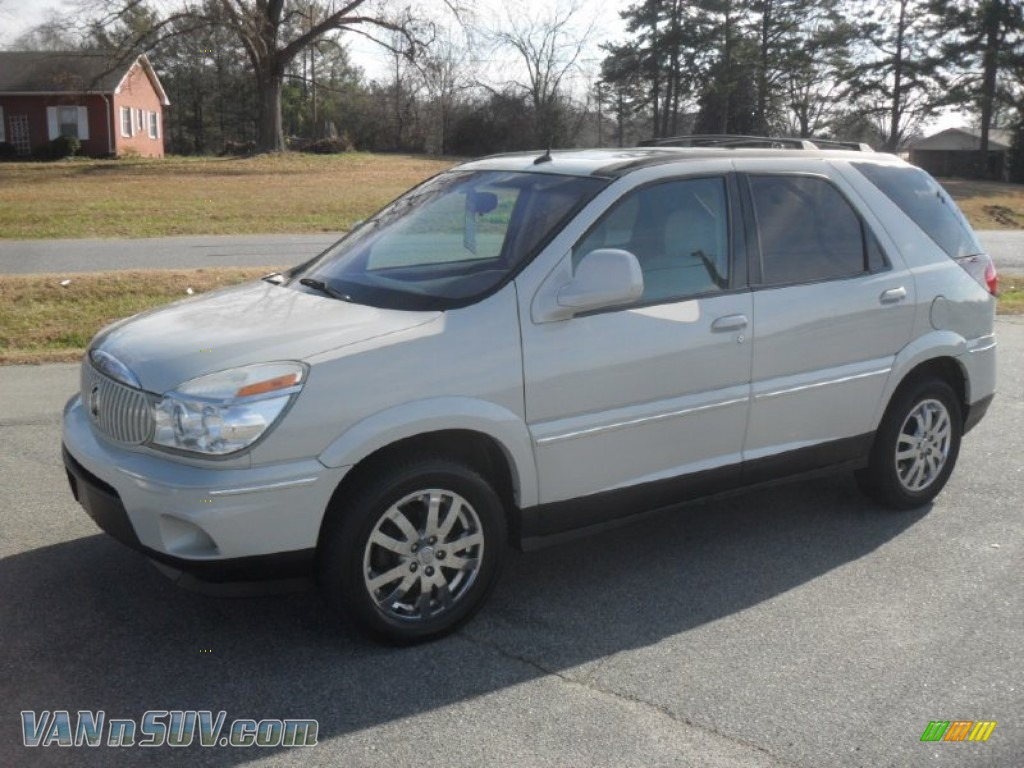 2005 buick rendezvous ultra in cappuccino frost metallic. Black Bedroom Furniture Sets. Home Design Ideas