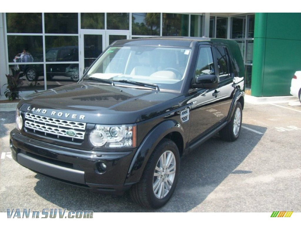 2012 land rover lr4 hse lux in santorini black metallic for Baker motor company land rover