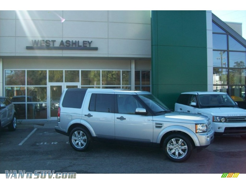 2012 land rover lr4 v8 in siberian silver metallic for Baker motor company land rover