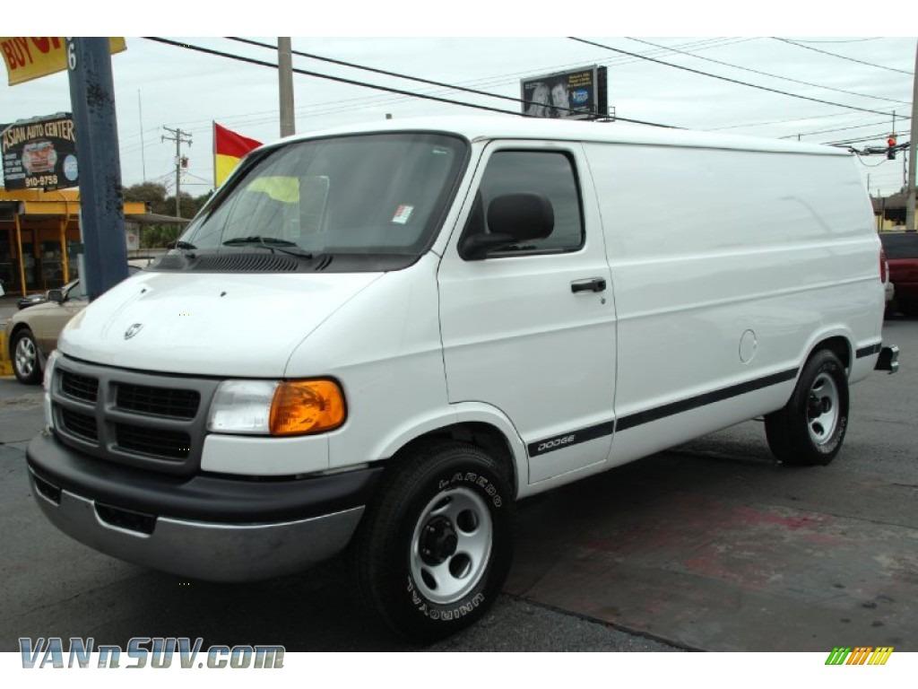 2003 dodge ram van 1500 cargo in bright white photo 24 for Steve white motors inc