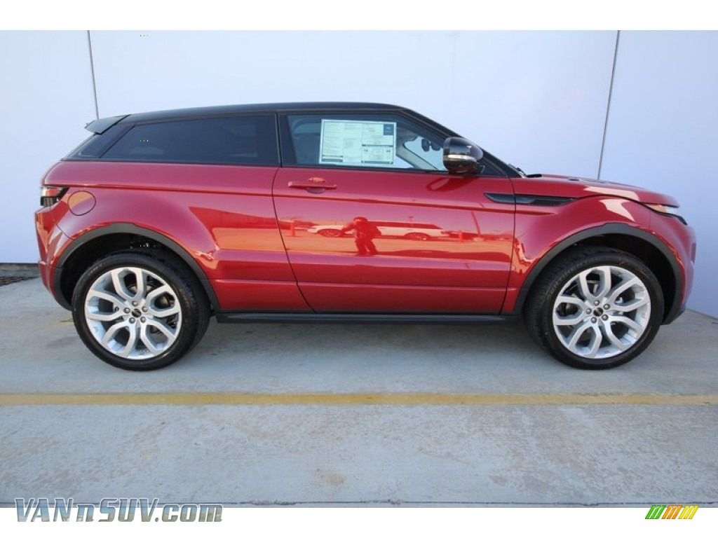 ... / Dynamic Ebony/Cirrus Land Rover Range Rover Evoque Coupe Dynamic