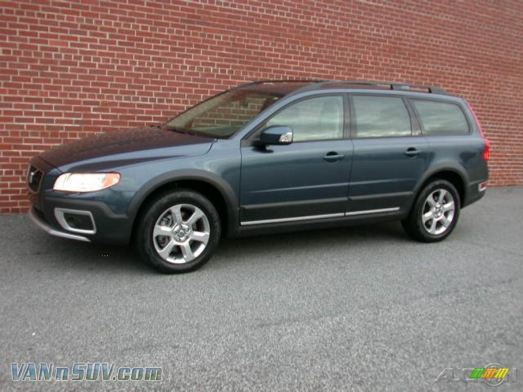 2008 Volvo XC70 AWD in Barents Blue Metallic - 036712 | VANnSUV.com - Vans and SUVs for sale in ...