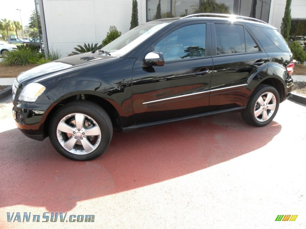 2009 mercedes benz ml 350 4matic in black 522791 for 2009 mercedes benz ml350 4matic for sale
