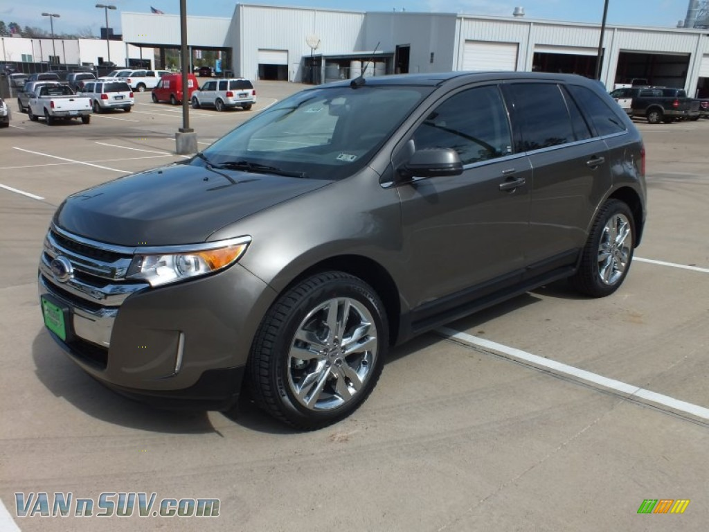 2012 Ford Edge Limited EcoBoost in Mineral Grey Metallic ...