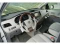 Toyota Sienna Limited AWD Blizzard White Pearl photo #5