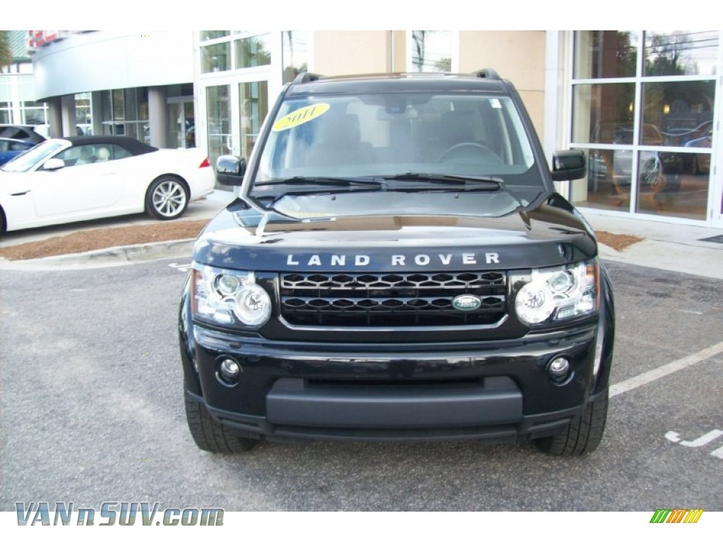 2011 land rover lr4 hse in santorini black metallic photo for Baker motor company land rover