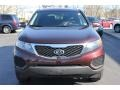 Kia Sorento LX V6 AWD Dark Cherry photo #19