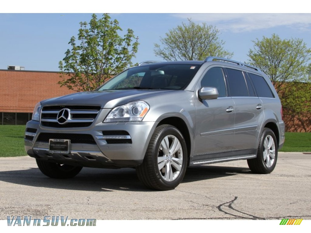 2010 mercedes benz gl 450 4matic in palladium silver for Mercedes benz 450 gl for sale