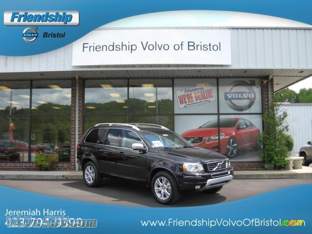 2013 Volvo XC90 3.2 AWD in Ember Black Metallic photo #17 - 640641 | VANnSUV.com - Vans and SUVs ...