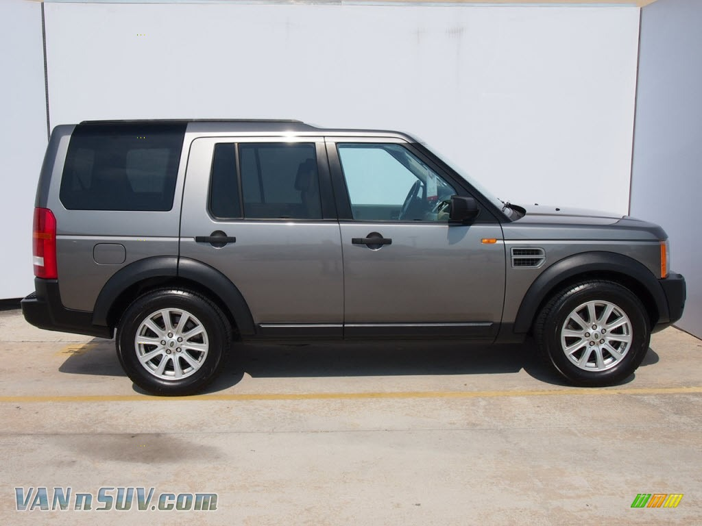 2008 Land Rover Lr3 V8 Se In Stornoway Grey Metallic Photo