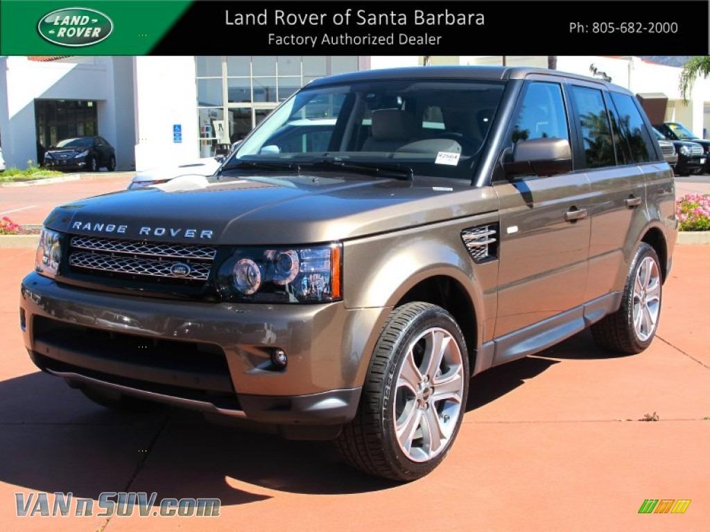 2012 land rover range rover sport hse lux in nara bronze metallic 754452 vans. Black Bedroom Furniture Sets. Home Design Ideas
