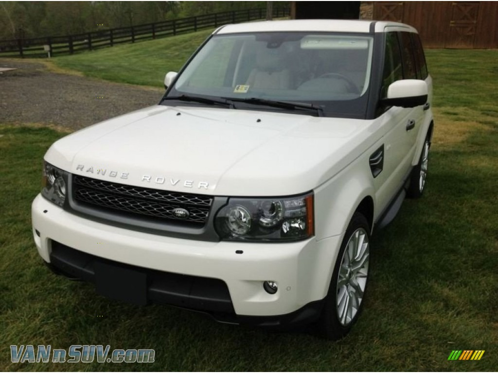 2010 land rover range rover sport hse in alaska white 253096 vans and suvs for. Black Bedroom Furniture Sets. Home Design Ideas