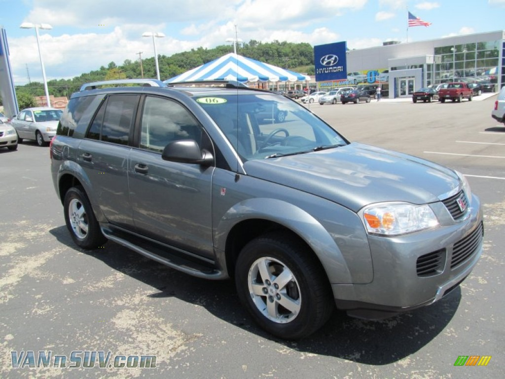 2006 saturn vue in storm gray 864525 vans and suvs for sale in the us. Black Bedroom Furniture Sets. Home Design Ideas