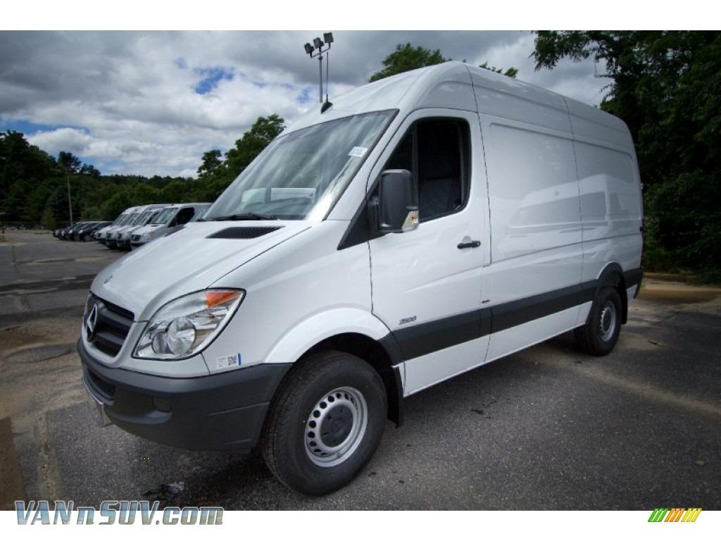 2012 mercedes benz sprinter 2500 high roof cargo van in for Mercedes benz sprinter cargo van for sale