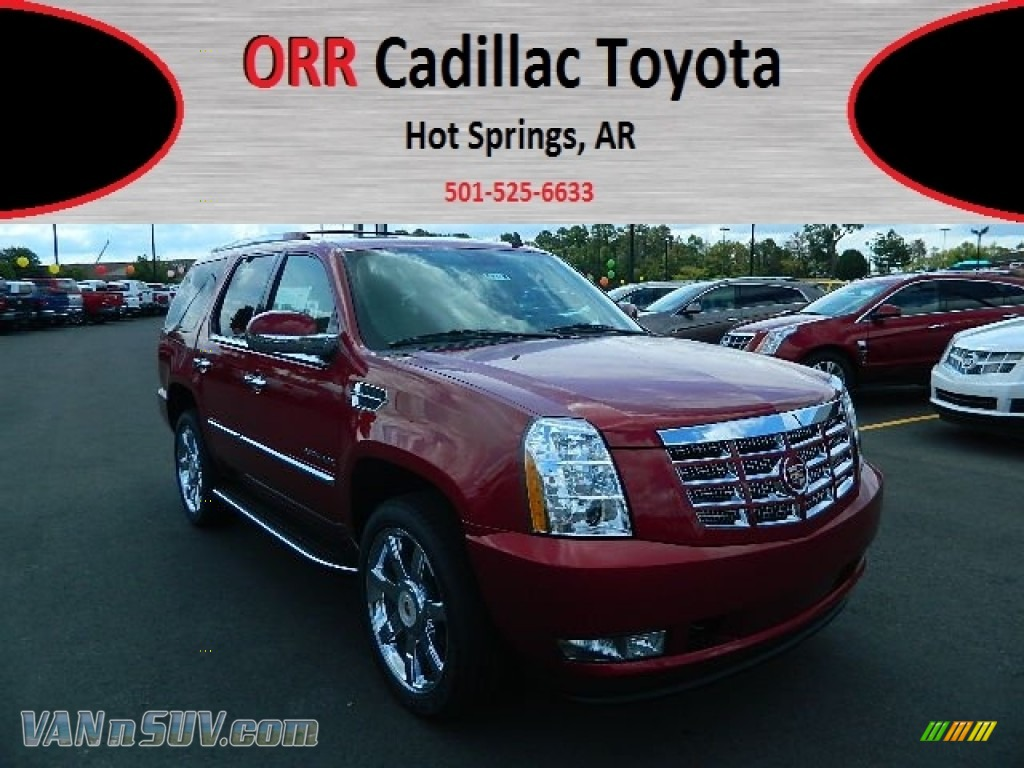 2013 cadillac escalade luxury in crystal red tintcoat photo 6 119306 vans and. Black Bedroom Furniture Sets. Home Design Ideas