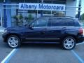 Mercedes-Benz GLK 350 Lunar Blue Metallic photo #1