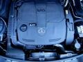Mercedes-Benz GLK 350 Lunar Blue Metallic photo #4