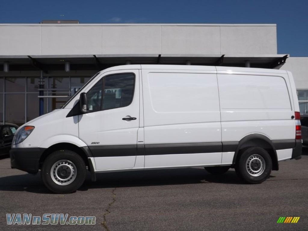 2012 mercedes benz sprinter 2500 high roof cargo van in for Mercedes benz cargo van for sale