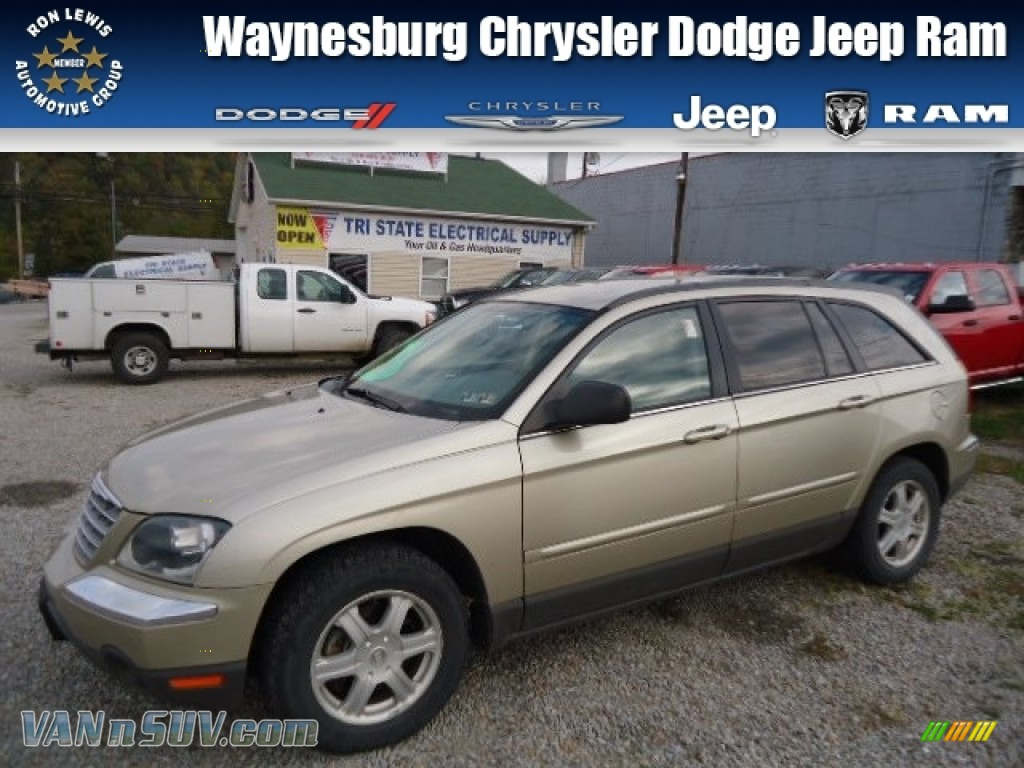 2006 Chrysler Pacifica Touring AWD in Linen Gold Metallic Pearl ...