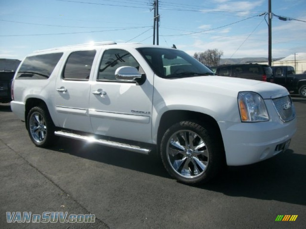 cars for sale 2007 gmc yukon xl denali in white plains html autos post. Black Bedroom Furniture Sets. Home Design Ideas
