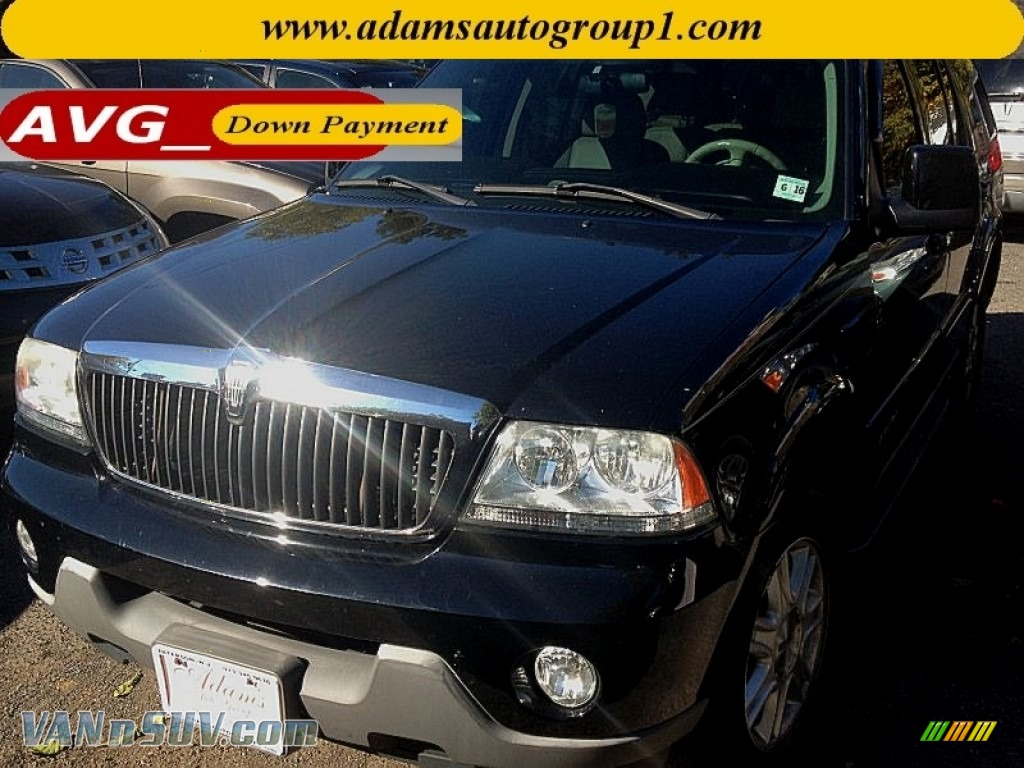 2003 lincoln aviator luxury awd in black clearcoat. Black Bedroom Furniture Sets. Home Design Ideas