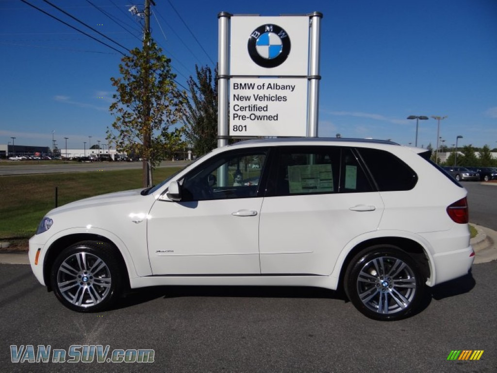 2013 Bmw X5 Xdrive 35i Sport Activity In Alpine White
