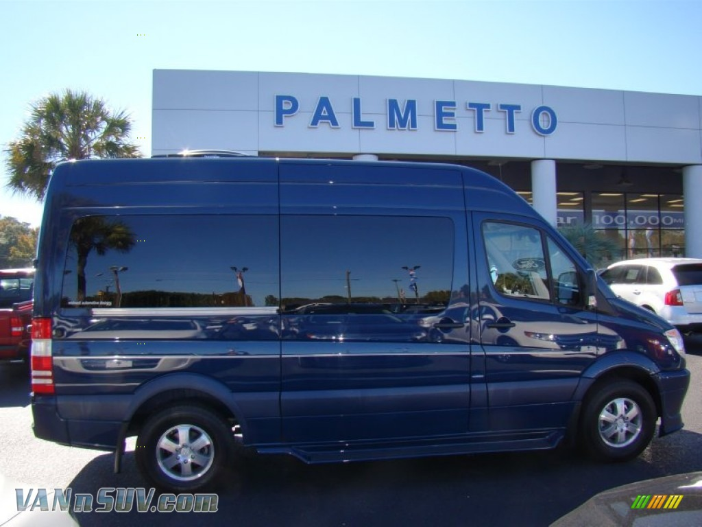 2012 mercedes benz sprinter 2500 high roof passenger for Mercedes benz conversion vans for sale