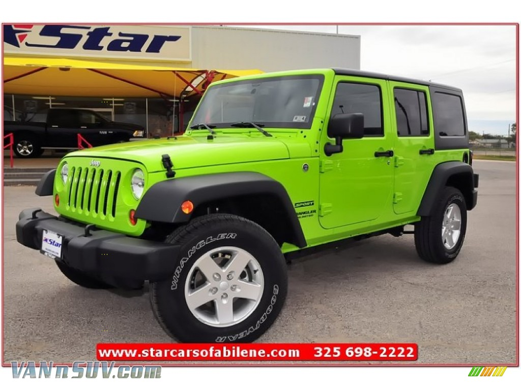Search Results 2013 Gecko Green Jeep Wrangler Unlimited ...