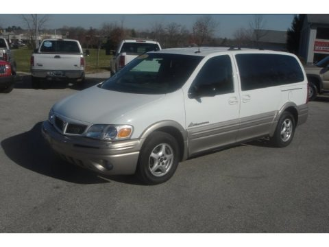 Summit White 2004 Pontiac Montana