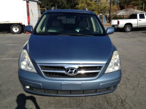 South Pacific Blue 2007 Hyundai Entourage GLS